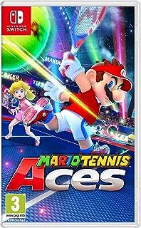 Mario Tennis Aces (Nintendo Switch) (輸入版)