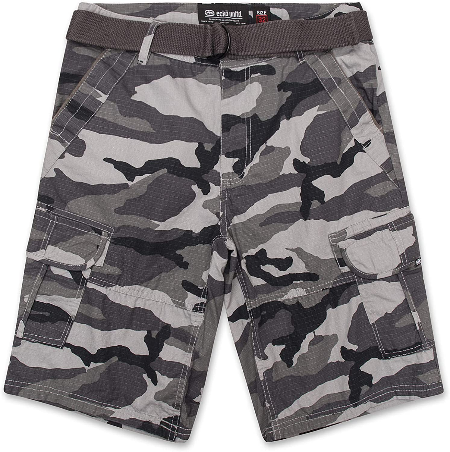 Ecko Unltd. Shorts 25% OFF for Men Big Cargo Ripstop an Safety and trust
