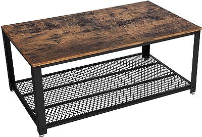 Brilliant Amazon Com We Furniture Az40Mstes Rustic Wood Rectangle Machost Co Dining Chair Design Ideas Machostcouk
