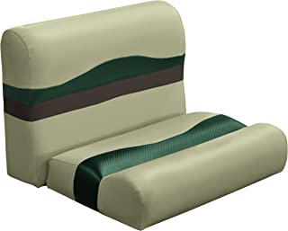 Wise Talon Pontoon Series Bench Back & Bottom Cushion Set
