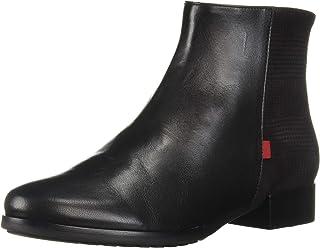 MARC JOSEPH NEW YORK Womens Womens Genuine Leather Made in Brazil Prince Street Bootie