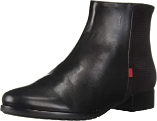 Women's Leather Made in Brazil Prince Street Bootie Ankle Boot