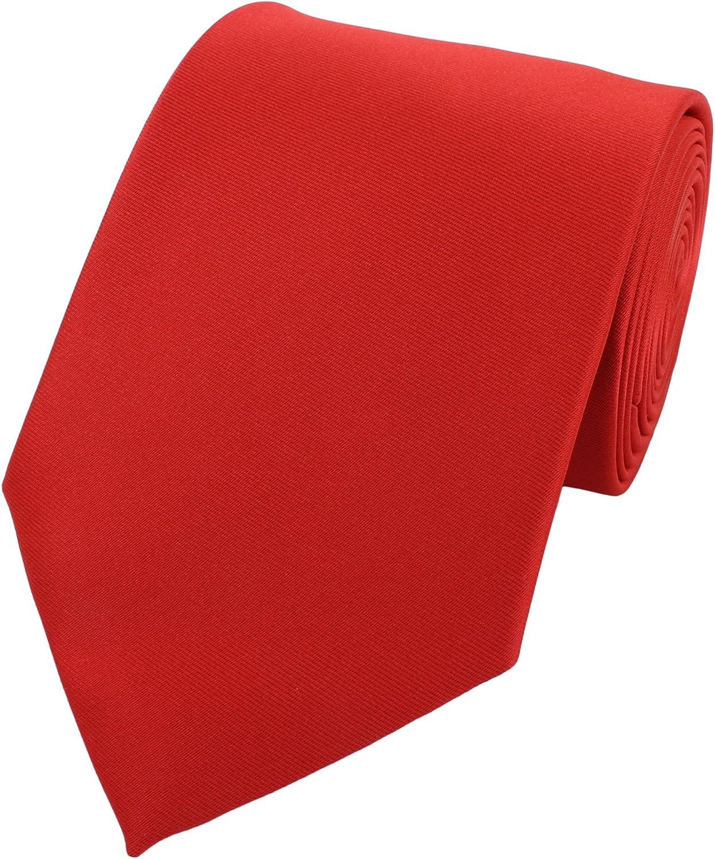 Fabio Farini Corbata roja azul