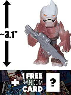 Swarm Sniper: ~3.1 Funko Mystery Minis x Gears of War Mini Vinyl Figure + 1 FREE Video Games Themed Trading Card Bundle (11356)