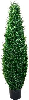 Pure Garden 41 inch Cypress Artificial Tree