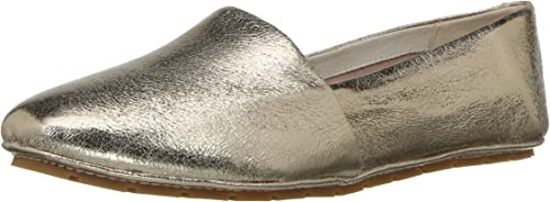 Kenneth Cole New York Wohommes Jordyn Flat Moccasin Slip On Leather Loafer, or, 9 Medium US
