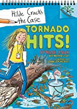 Tornado Hits!: A Branches Book (Hilde Cracks the Case #5) (Library Edition), 5