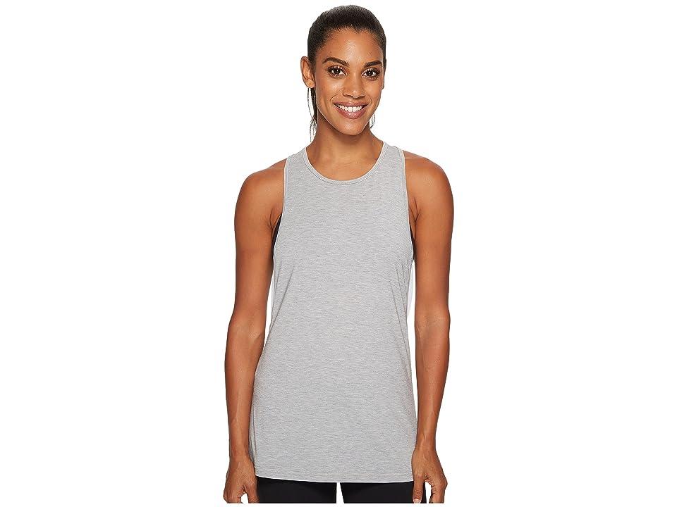 New Balance Boyfriend Tank Top (Athletic Grey) Women
