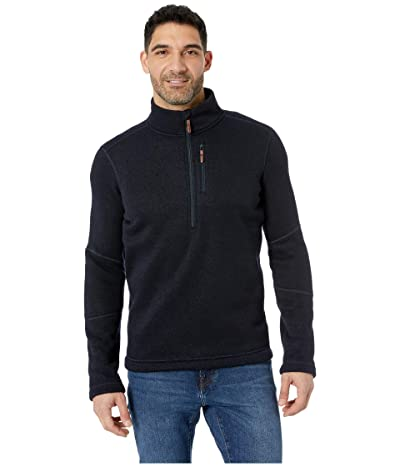 Smartwool Hudson Trail Fleece 1/2 Zip Sweater (Navy) Men