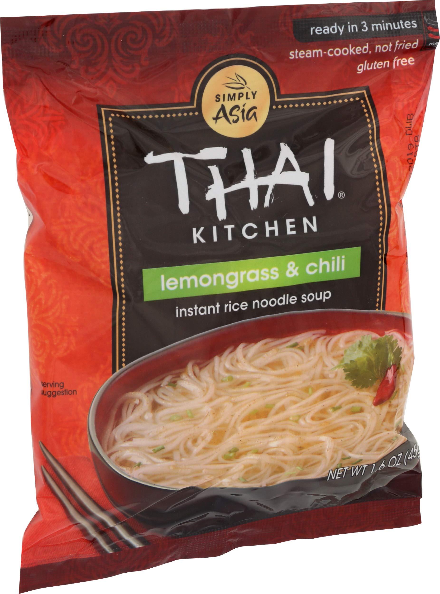 Thai Kitchen Instant Rice, Lemon Grass And Chili, 1.6 oz