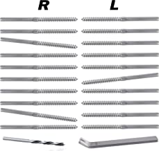 Best cable turnbuckle hardware Reviews