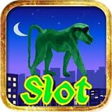 Jade Jewel Monkey of China Emerald Pearl Jackpot Lucky Casino Slot Machine Poker Machine Free Slots - Vegas Casino Slots