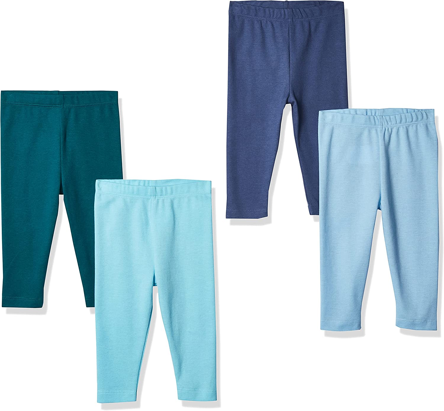 Hanes Ultimate Baby Flexy 4 Pack Knit Pants: Clothing, Shoes & Jewelry