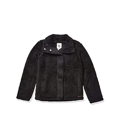 Billabong Kids Artic Oasis Jacket (Little Kids/Big Kids) (Black) Girl