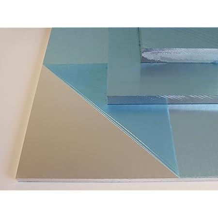 Gr/ö/ße 200 x 600 mm 15,0mm stark B/&T Metall Aluminium Platte blank gewalzt natur 20 x 60 cm