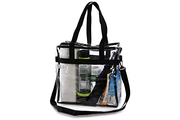 07ac3163d696 Best clear bags for stadiums | Amazon.com