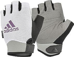 adidas Women Training Performance Gloves - White, Medium