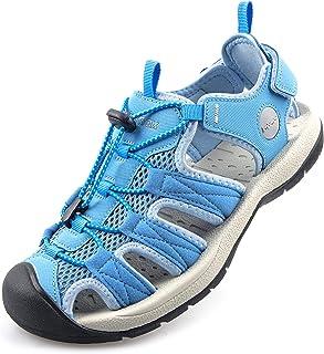 Women's Men's Hiking Sandals Closed Toe Athletic Sport...