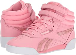 Reebok Kids F/S Hi Spring (Little Kid)