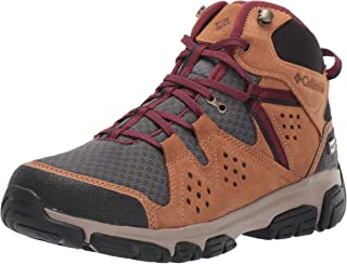 Columbia Women's Isoterra Mid Outdry Hiking Shoe