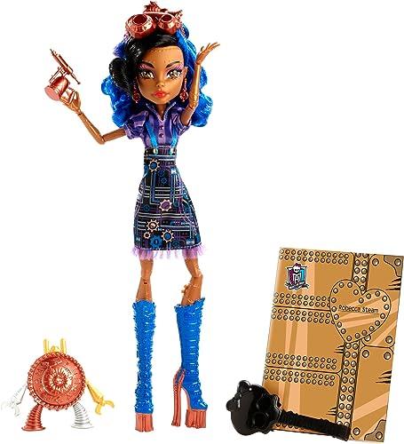 Mattel Monster High BDD79 -  Art Class Robecca, Puppe