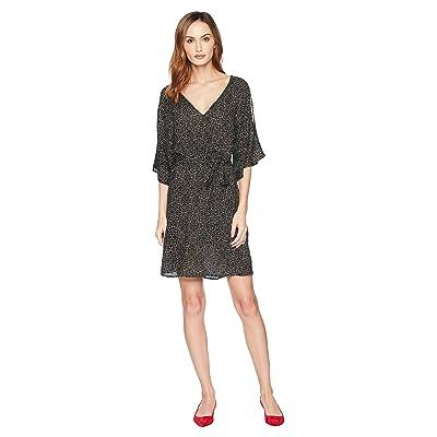 Stetson 2224 Rayon Crepe Dress (Black) Women