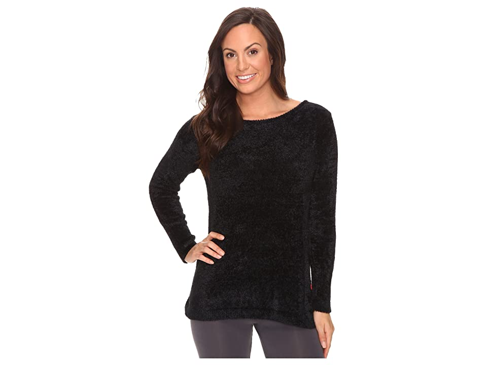 Josie Sweater Weather Long Sleeve Top (Black) Women