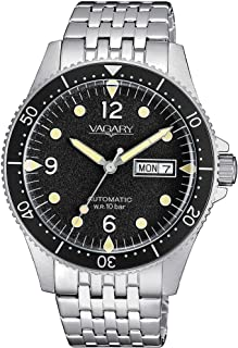 orologio solo tempo uomo Vagary By Citizen Gear Matic trendy cod. IX3-319-53
