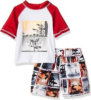iXtreme Boys' Baby Printed Rashguard Sets