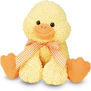 Melissa & Doug Meadow Medley Ducky Stuffed Animal With Quacking Sound Effect