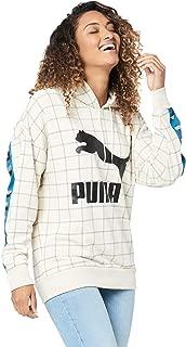 PUMA Women's Revolt Hooded Sweat TR
