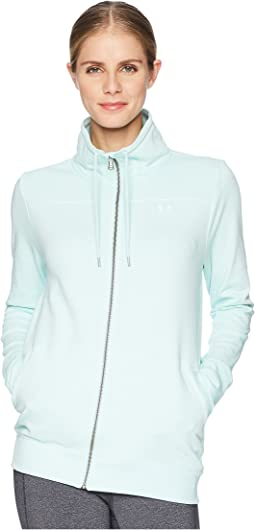 UA Threadborne Shoreline Full Zip