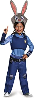 Disney Zootopia Judy Hopps Girls' Costume