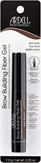 Ardell Brow Building Fiber Gel, Dark Brown