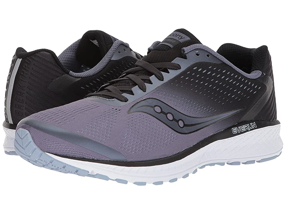 Saucony Breakthru 4 (Grey/Black) Men