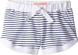 Cute D'Azure Shorts (Toddler/Little Kids)