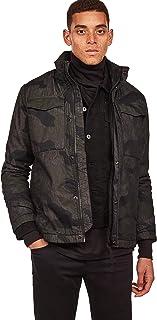 G-Star RAW(ジースターロゥ) Vodan Padded Army Overshirt メンズ ミリタリー ジャケット 迷彩