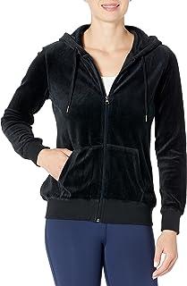 Starter Womens Women's Velour Track Jacket