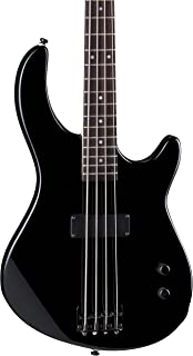 Dean Edge 09 Bass Guitar, Classic Black