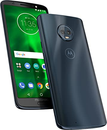 9bb23d385c89 motorola moto g6 64GB 5.7-Inch Android 8.0 Oreo UK Sim-Free Smartphone with