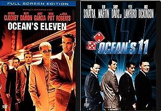 Ocean's Eleven [2001] (Full Screen Edition) & Ocean's Eleven [1960] 2-DVD Bundle