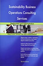 Sustainability Business Operations Consulting Services: Deployment and Administr