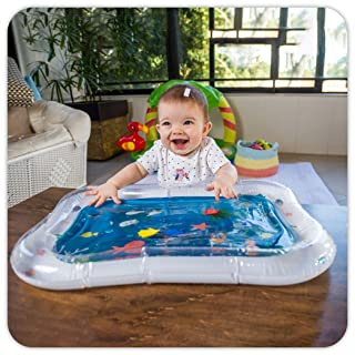 Water Play Mat for Kids Fun, Inflatable Baby Fun, Activity Play Center