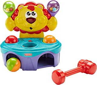 Fisher Price Go Baby Go Bop & Rock Musical Lion