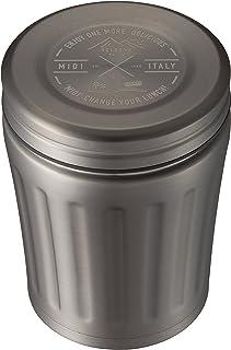 シービージャパン スープジャー グレー 350ml 高耐久 フッ素加工 フードジャー midi