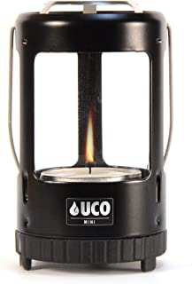 UCO Mini Ultra Light Candle Lantern for Tealight Candles