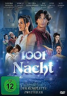 1001 Nacht - Der komplette Zweiteiler [Italia] [DVD]