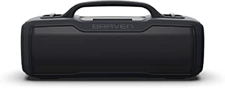 BRAVEN Launches Undeniably Rugged BRV Speaker Collection