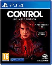 Control Ultimate Edition PEGI (PS4)