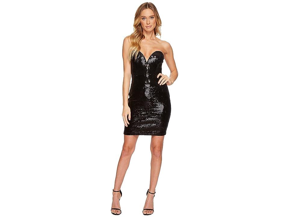 ASTR the Label Rizzo Dress (Black) Women